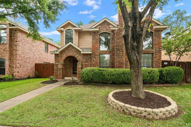 423 Alex Drive, Coppell, TX 75019 (MLS #14569631) :: Team Tiller