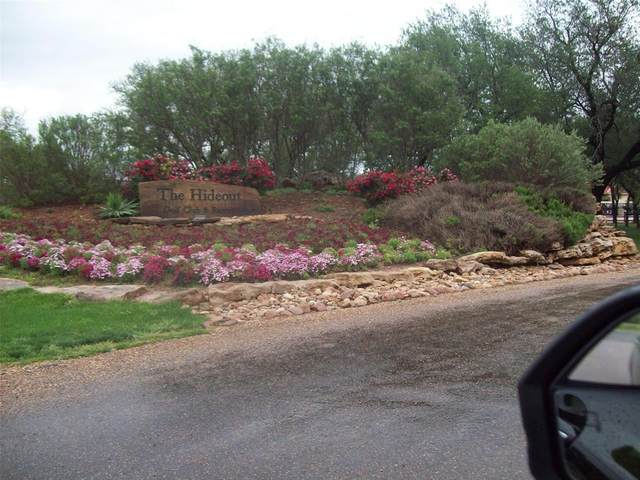 LOT 991 Long View Drive, Brownwood, TX 76801 (MLS #14569634) :: RE/MAX Landmark