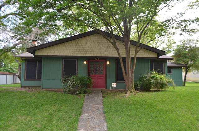 436 E El Camino Real, Weatherford, TX 76087 (#14569638) :: Homes By Lainie Real Estate Group