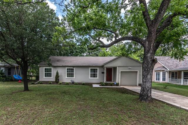 203 Glendale Avenue, Seagoville, TX 75159 (MLS #14569647) :: 1st Choice Realty