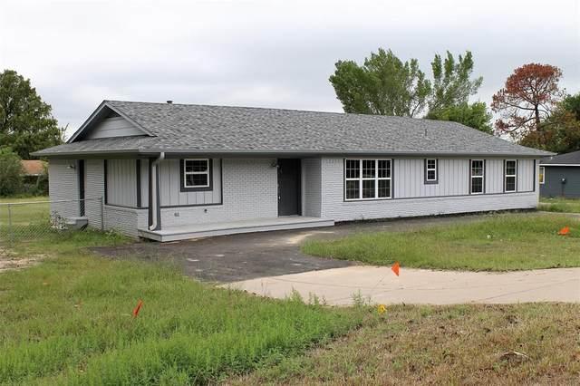 545 Us Highway 175 E, Eustace, TX 75124 (MLS #14569668) :: The Kimberly Davis Group