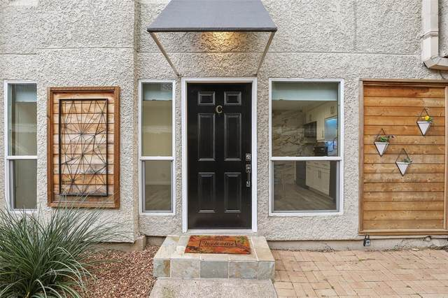 4130 Newton Avenue C, Dallas, TX 75219 (MLS #14569669) :: The Kimberly Davis Group