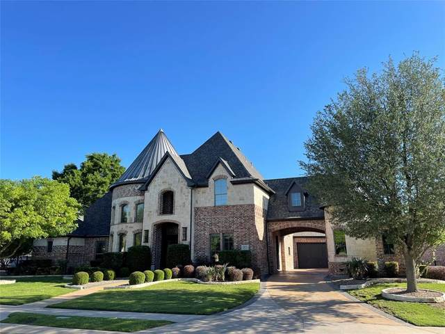 2871 Creekwood Lane, Prosper, TX 75078 (MLS #14569684) :: Jones-Papadopoulos & Co
