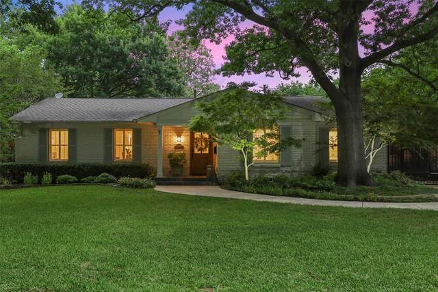 3543 Vancouver Drive, Dallas, TX 75229 (MLS #14569707) :: Front Real Estate Co.