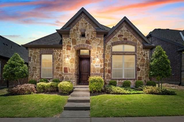 8613 Grassland Drive, Mckinney, TX 75070 (MLS #14569720) :: Premier Properties Group of Keller Williams Realty