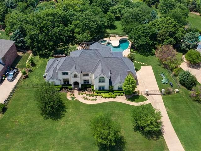 317 Clariden Ranch Road, Southlake, TX 76092 (MLS #14569727) :: EXIT Realty Elite