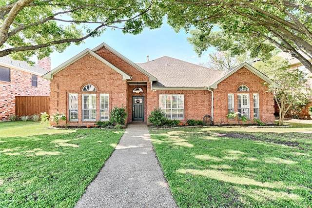1010 Timberline Lane, Allen, TX 75002 (MLS #14569728) :: Frankie Arthur Real Estate