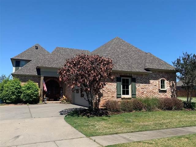 4715 Taldon Lane, Benton, LA 71006 (MLS #14569729) :: Trinity Premier Properties