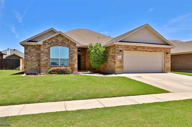 5109 Yellowstone Trail, Abilene, TX 79602 (MLS #14569739) :: RE/MAX Landmark