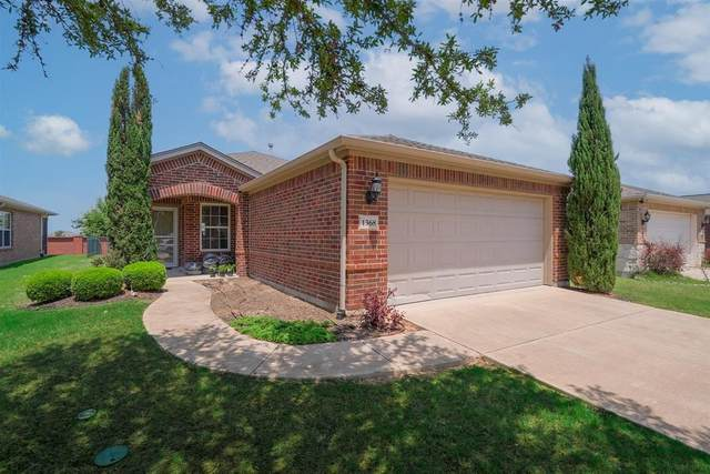 1368 Troon Drive, Frisco, TX 75036 (MLS #14569742) :: Wood Real Estate Group