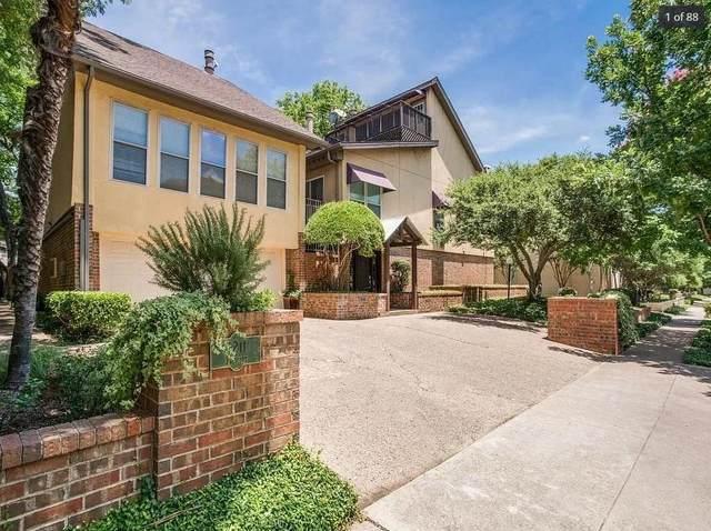 4211 Prescott Avenue, Dallas, TX 75219 (MLS #14569762) :: All Cities USA Realty