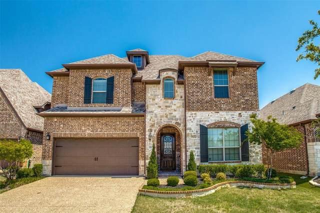 2012 Woodlawn Trail, Prosper, TX 75078 (MLS #14569771) :: EXIT Realty Elite