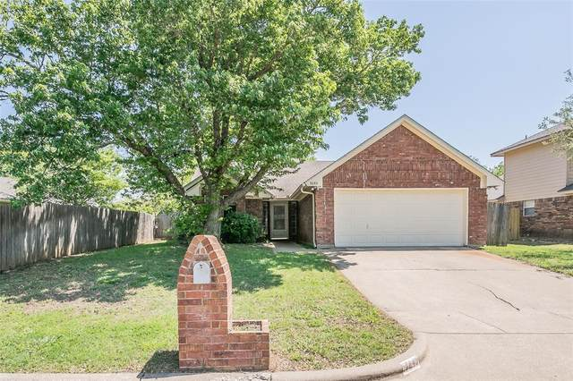 7640 Misty Ridge Drive N, Fort Worth, TX 76137 (MLS #14569772) :: Wood Real Estate Group