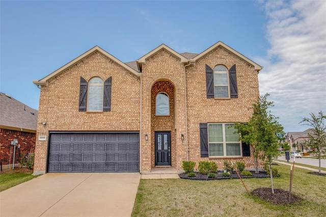 4600 Lake Cove Way, Frisco, TX 75036 (MLS #14569798) :: EXIT Realty Elite