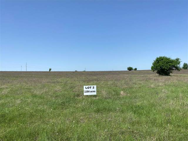 Lot 2 County Road 359, Muenster, TX 76252 (MLS #14569807) :: The Mauelshagen Group