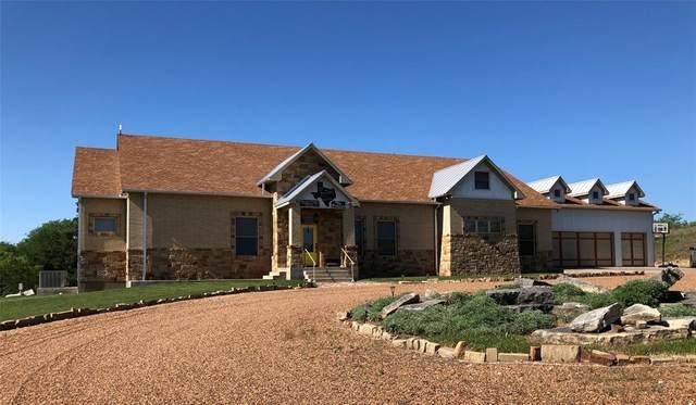 117 Hawkwood Court, Comanche, TX 76442 (MLS #14569817) :: The Daniel Team
