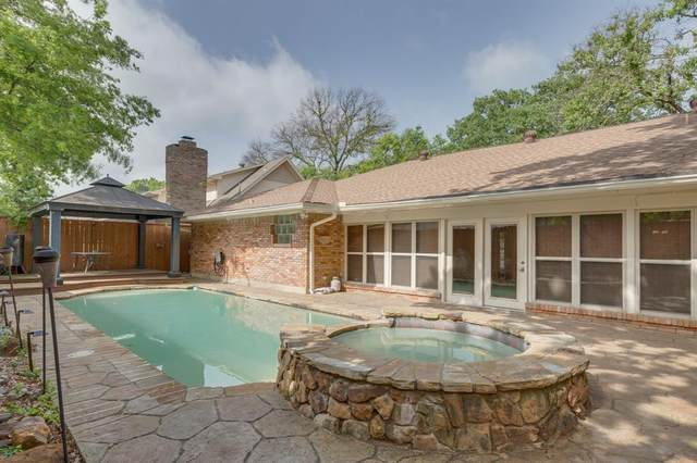 1704 Oak Meadow Drive, Irving, TX 75061 (MLS #14569833) :: The Kimberly Davis Group