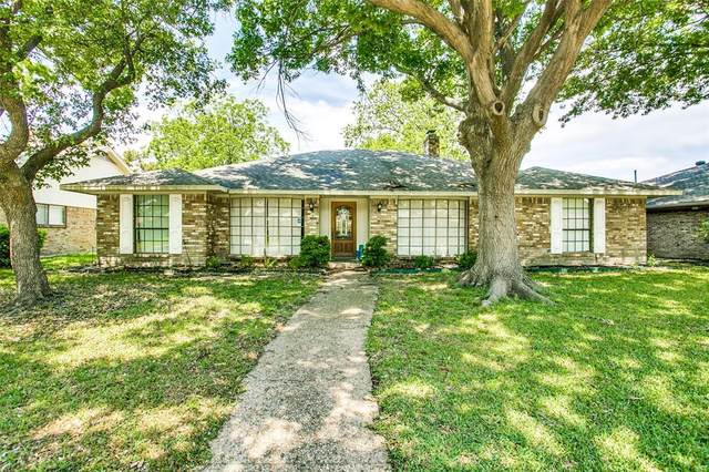 627 Goodwin Drive, Richardson, TX 75081 (MLS #14569865) :: Front Real Estate Co.