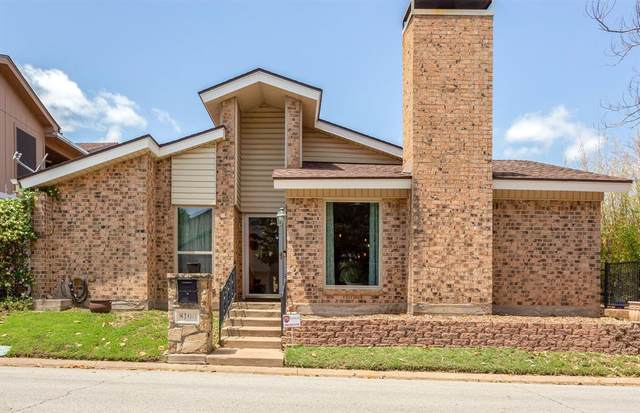 8100 Lea Shore Street, Fort Worth, TX 76179 (MLS #14569881) :: The Kimberly Davis Group