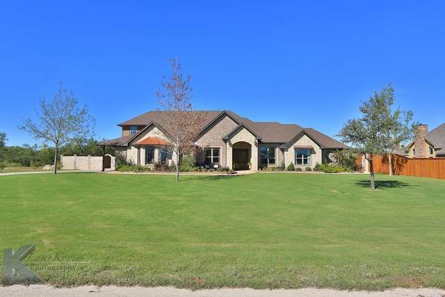 234 Southwind Circle, Abilene, TX 79602 (MLS #14569889) :: All Cities USA Realty