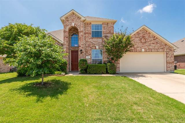 708 Cross Meadow Boulevard, Mansfield, TX 76063 (MLS #14569890) :: Maegan Brest | Keller Williams Realty