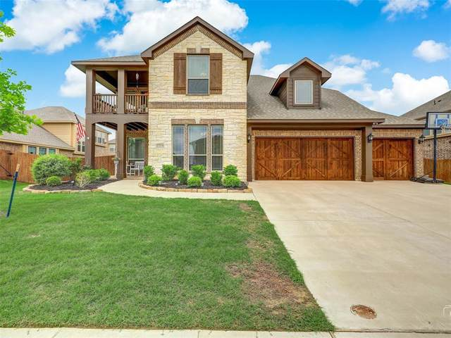 1115 Cotton Seed Circle, Waxahachie, TX 75165 (#14569902) :: Homes By Lainie Real Estate Group