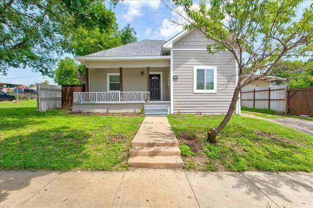 2721 Avenue G, Fort Worth, TX 76105 (MLS #14569918) :: The Star Team | JP & Associates Realtors