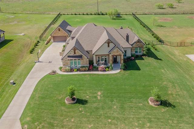200 Bearclaw Circle, Aledo, TX 76008 (MLS #14569930) :: Team Tiller