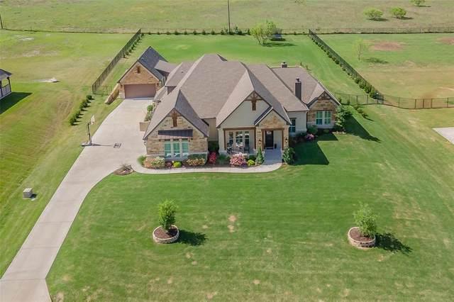 200 Bearclaw Circle, Aledo, TX 76008 (MLS #14569930) :: Trinity Premier Properties