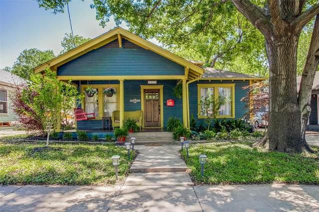 5320 Worth Street, Dallas, TX 75214 (MLS #14569950) :: Team Tiller