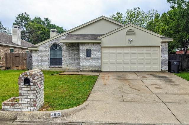 4612 Goldrock Drive, Fort Worth, TX 76137 (MLS #14569951) :: Wood Real Estate Group
