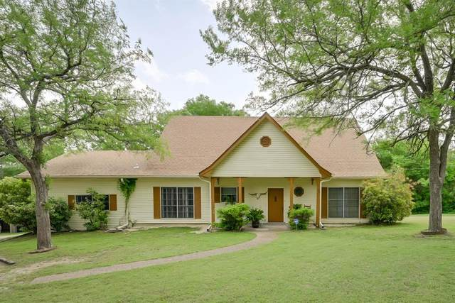 3805 County Road 0013, Corsicana, TX 75110 (MLS #14569986) :: Front Real Estate Co.