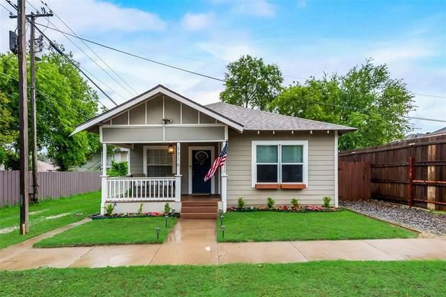 1716 W Brooklyn Avenue, Dallas, TX 75208 (MLS #14569988) :: Front Real Estate Co.