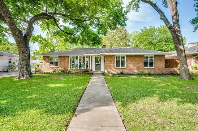 816 Westwood Drive, Richardson, TX 75080 (MLS #14569999) :: RE/MAX Pinnacle Group REALTORS