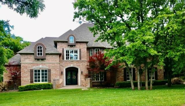 124 Saint Andrews Lane, Aledo, TX 76008 (MLS #14570000) :: Real Estate By Design