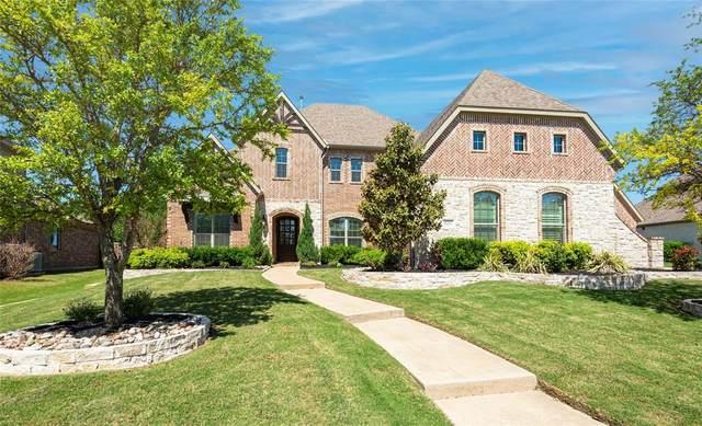 800 Moss Glen Drive, Prosper, TX 75078 (MLS #14570014) :: EXIT Realty Elite