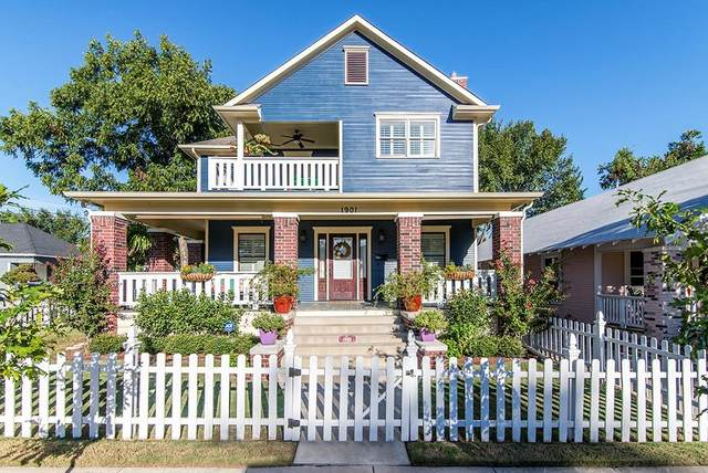 1901 S Adams Street, Fort Worth, TX 76110 (MLS #14570016) :: ACR- ANN CARR REALTORS®