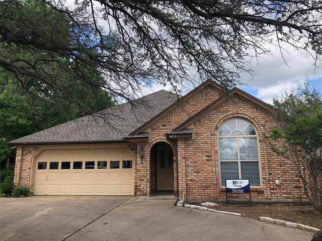 6214 Tezcuco Court, Granbury, TX 76049 (MLS #14570020) :: All Cities USA Realty