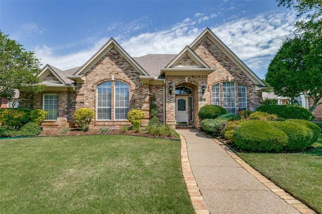 312 Dogwood Trail, Coppell, TX 75019 (MLS #14570043) :: Team Tiller