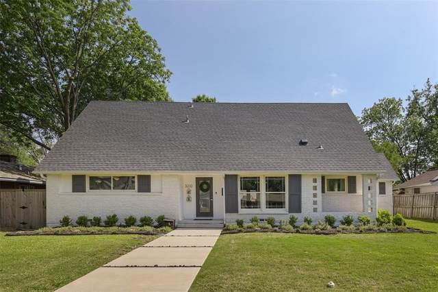 3232 Dothan Lane, Dallas, TX 75229 (MLS #14570047) :: Front Real Estate Co.