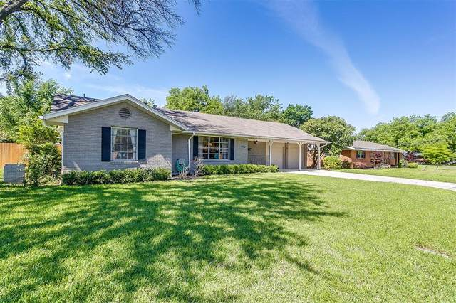 4237 Whitfield Avenue, Fort Worth, TX 76109 (MLS #14570064) :: ACR- ANN CARR REALTORS®