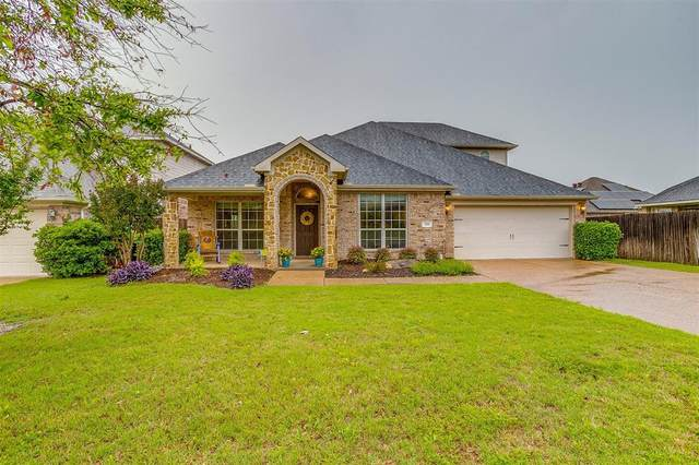 206 Carriage Drive, Willow Park, TX 76087 (MLS #14570091) :: The Good Home Team