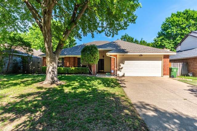 2108 Bershire Drive, Flower Mound, TX 75028 (MLS #14570092) :: Team Tiller
