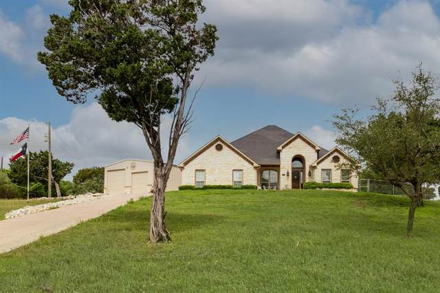 247 Country Club Road, Whitney, TX 76692 (#14570094) :: Homes By Lainie Real Estate Group