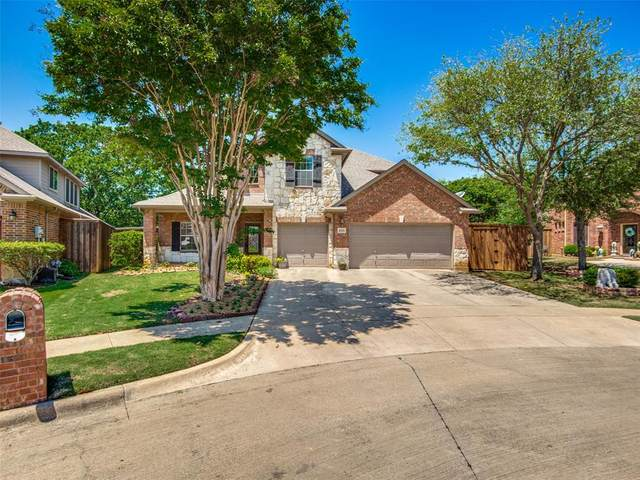 210 Livingston Drive, Hickory Creek, TX 75065 (#14570097) :: Homes By Lainie Real Estate Group