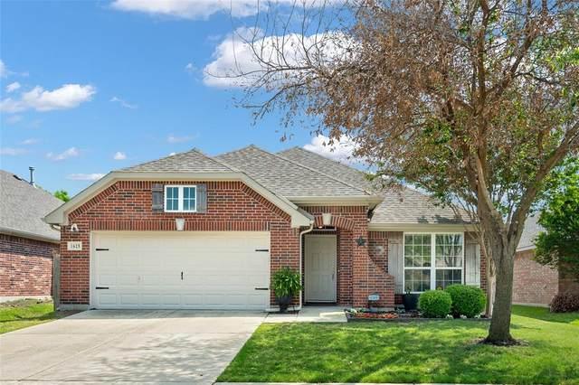 1625 Castle Creek Drive, Little Elm, TX 75068 (MLS #14570100) :: The Kimberly Davis Group