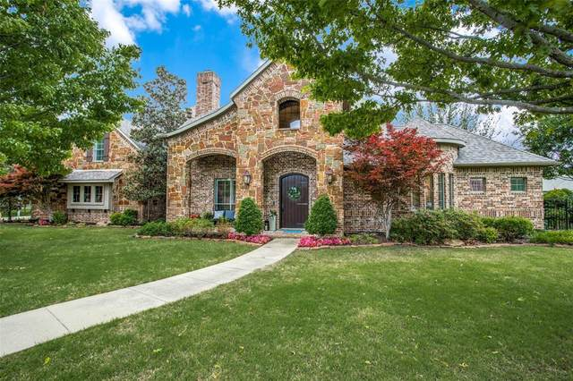 110 Salsbury Circle, Murphy, TX 75094 (MLS #14570112) :: All Cities USA Realty