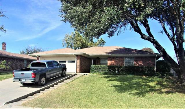 1510 Linda St Street, Bowie, TX 76230 (MLS #14570119) :: Front Real Estate Co.