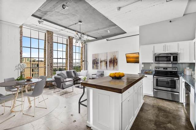 1122 Jackson Street #905, Dallas, TX 75202 (MLS #14570128) :: RE/MAX Pinnacle Group REALTORS