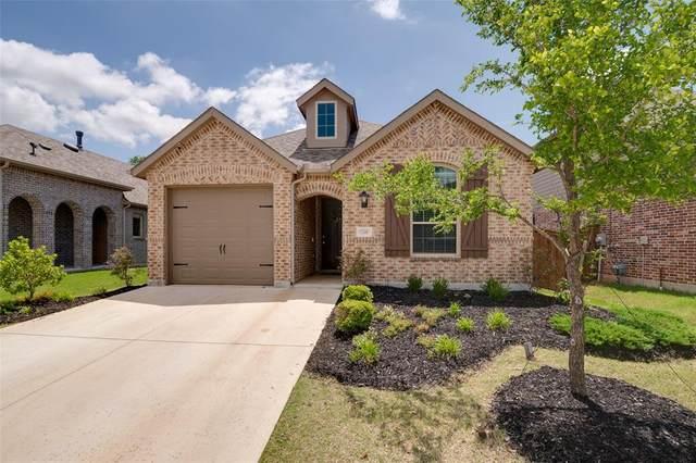 1108 Friesian Lane, Aubrey, TX 76227 (MLS #14570142) :: Front Real Estate Co.